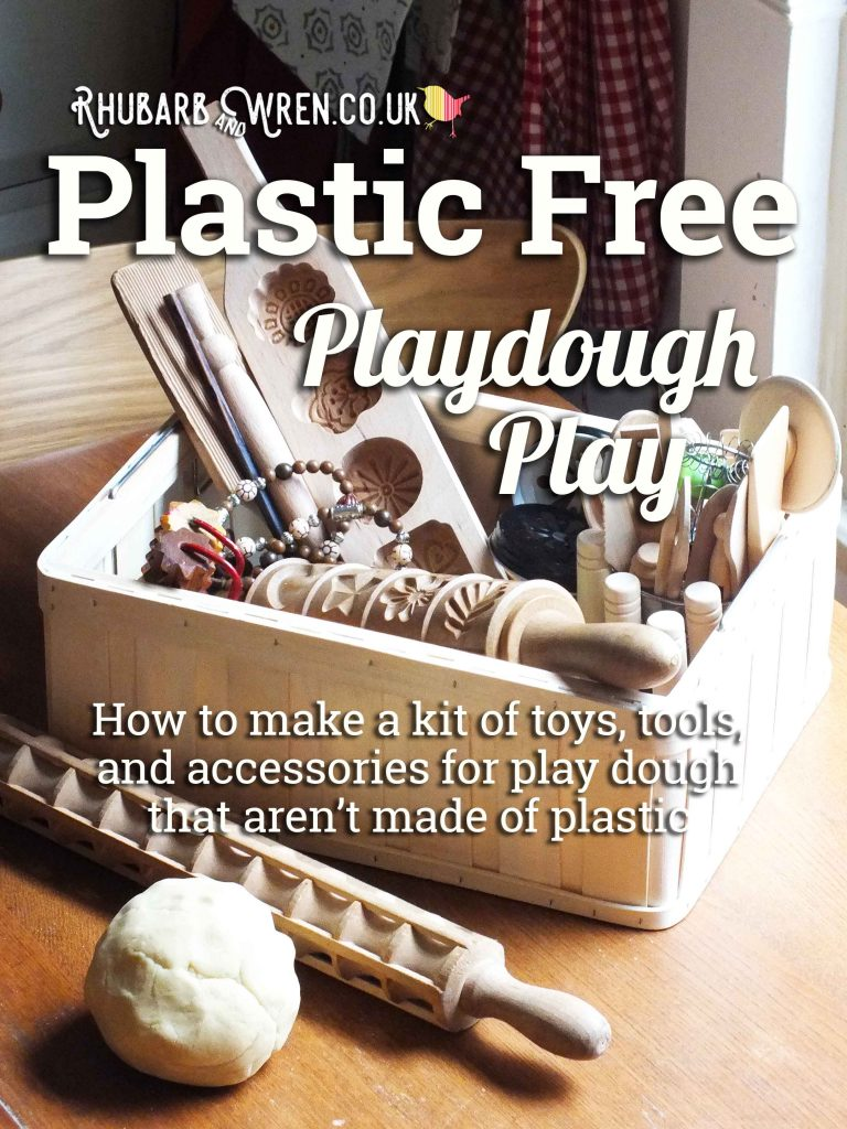 Plastic-Free Playdough Play Kit