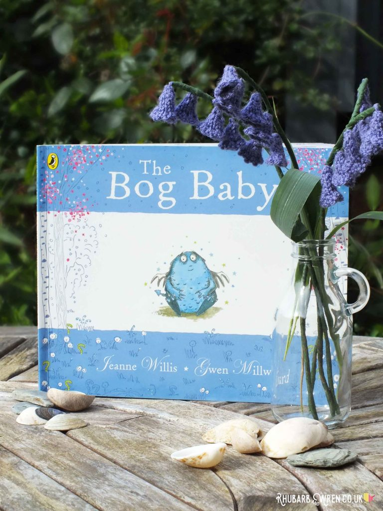 book 'The Bog Baby' by Jeanne Willis and Gwen Millward