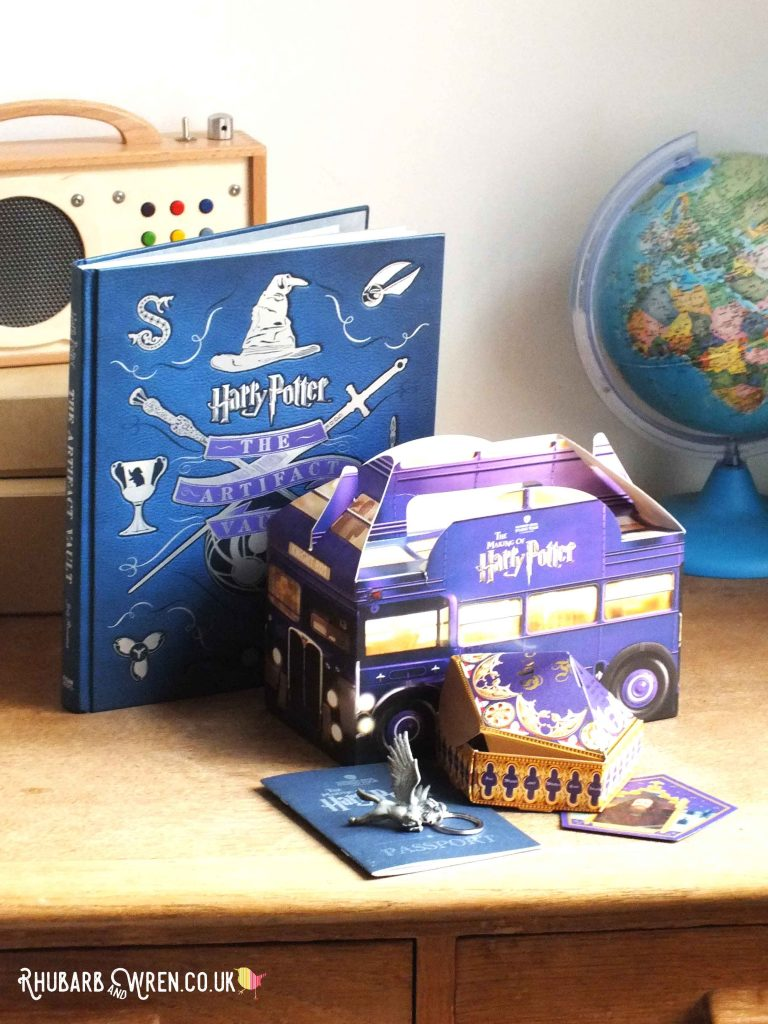 souvenirs from the Harry Potter Studio Tour, UK