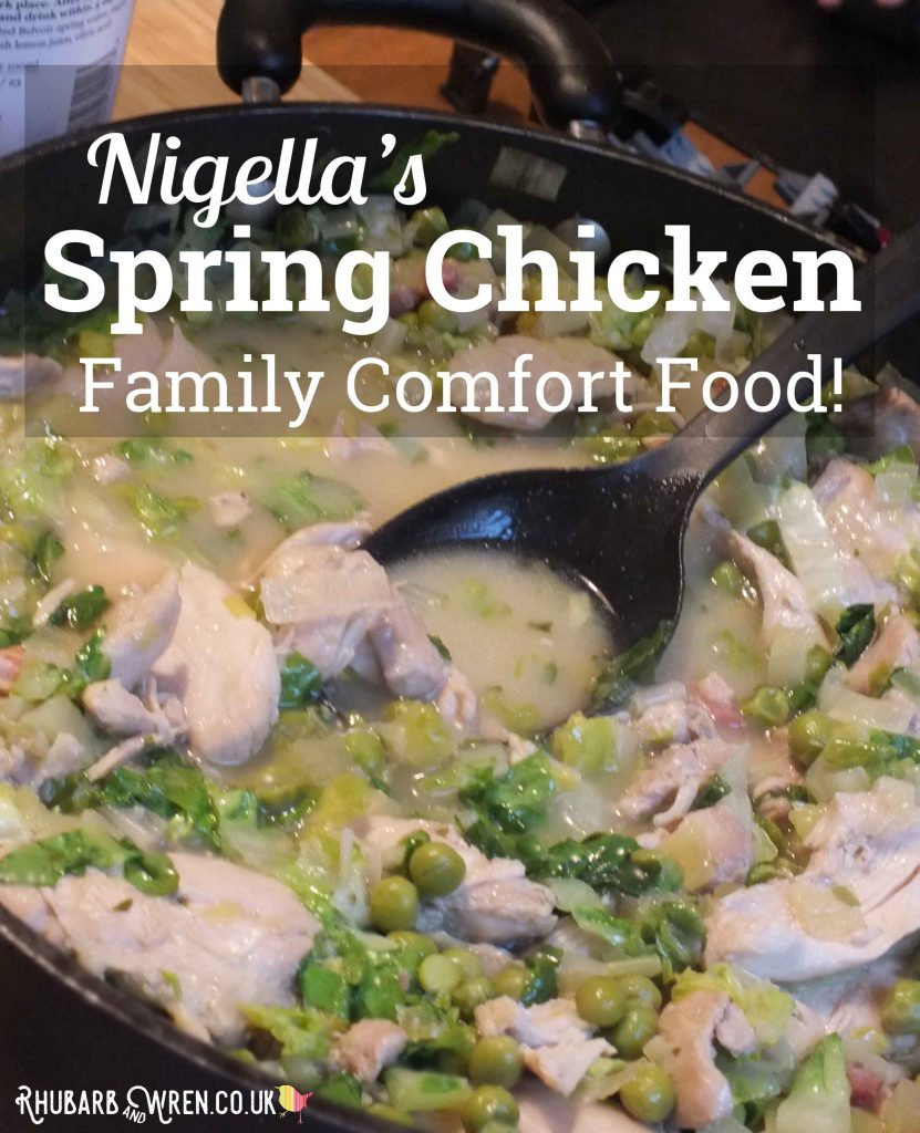 Nigella's spring chicken recipe