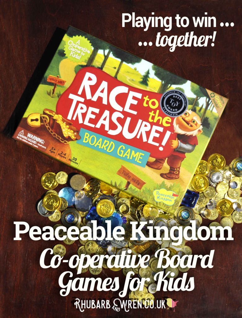 Peaceable Kingdom board game review