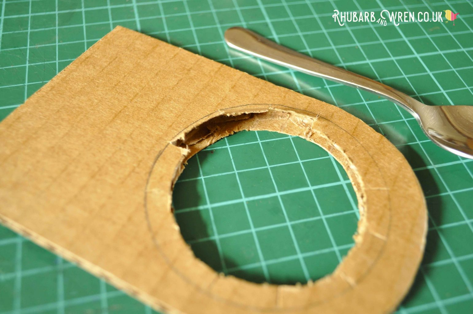 DIY real magnifying glass