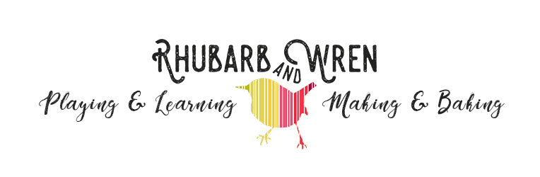 Rhubarb and Wren