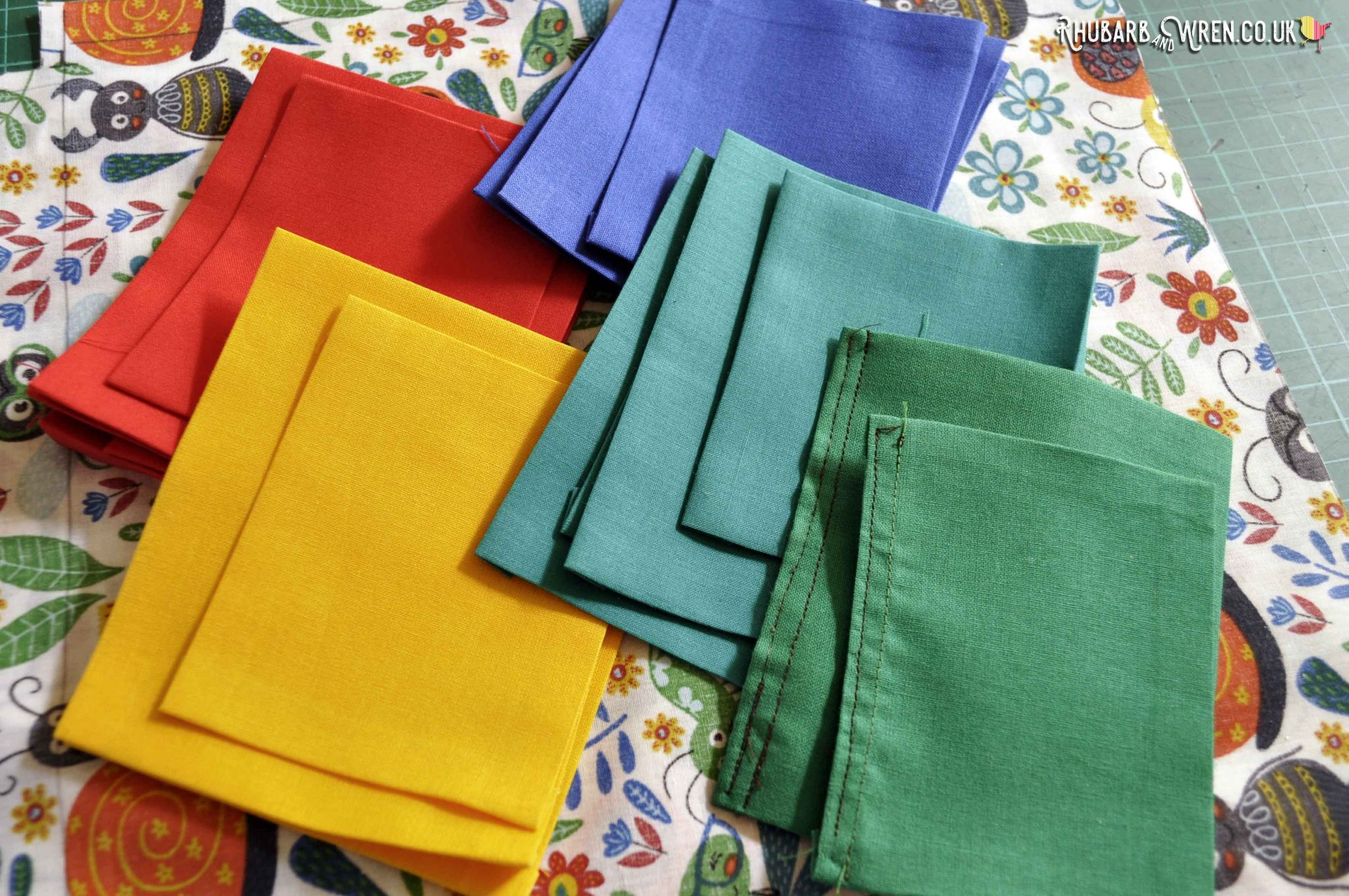 colourful pockets for a diy kids nature explorer bag beginner sewing project