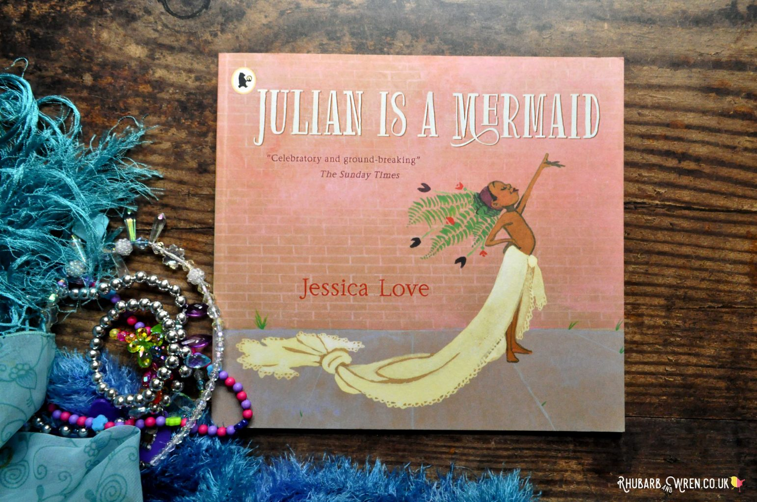Children's picture book - Julian is a Mermaid by Jessica Love