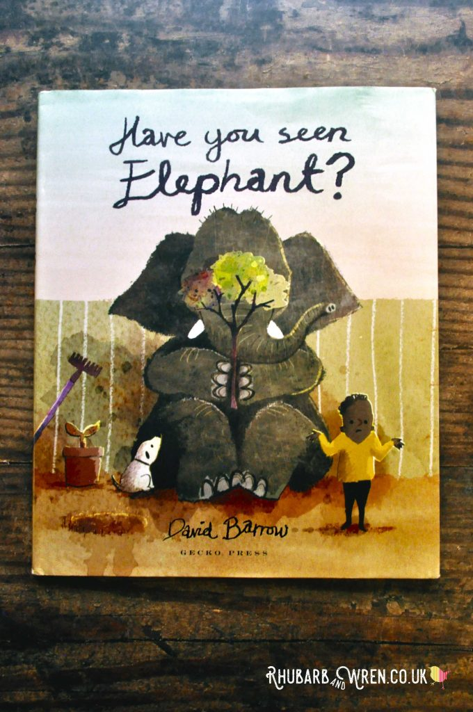 Have You Seen Elephant by David Barrow