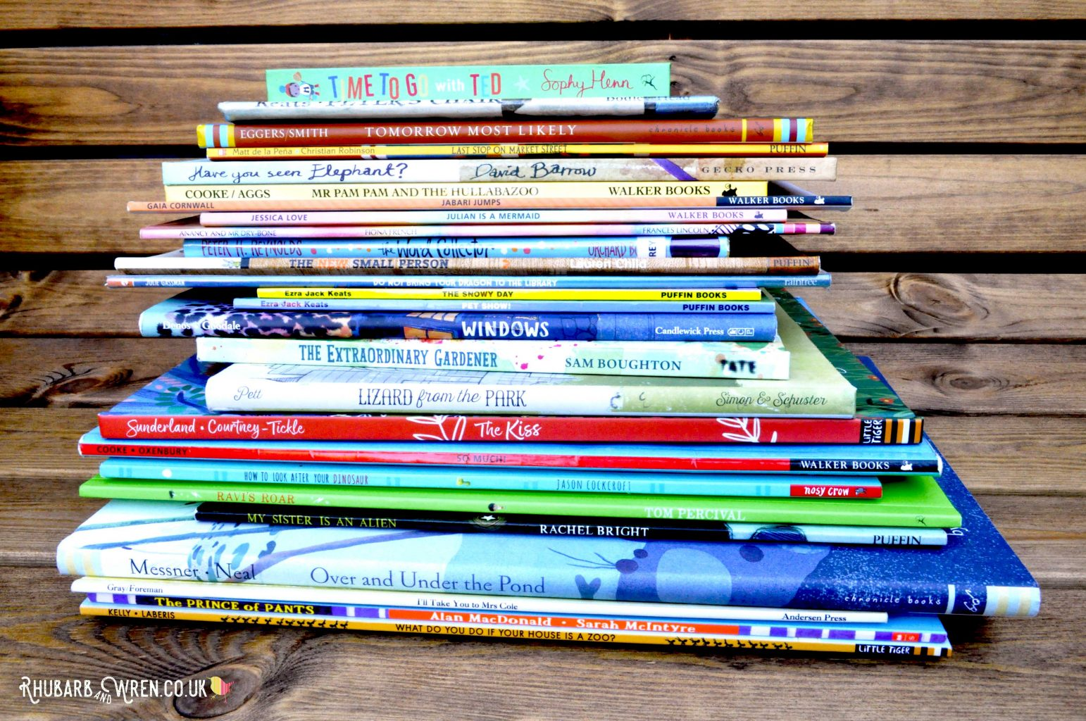 Pile of 23 picture books that star a BAME boy as the main character.