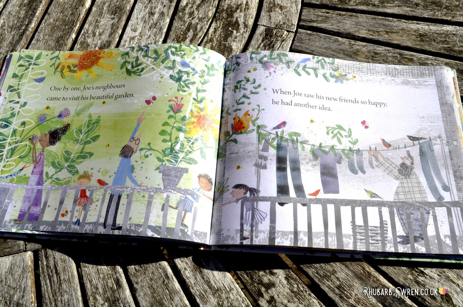 The Extraordinary Gardener by Sam Boughton