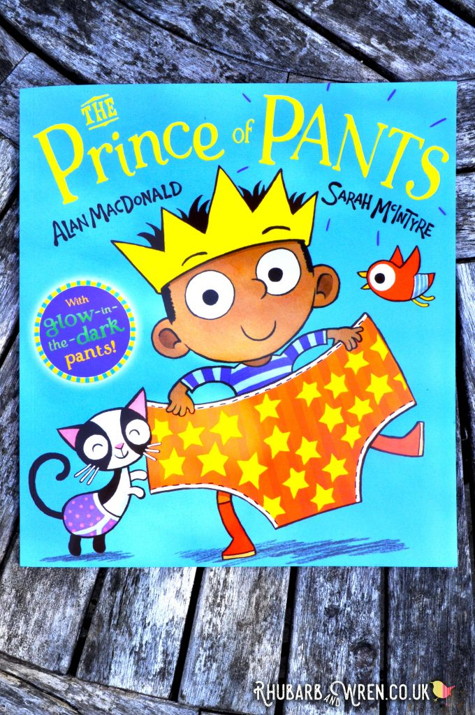 The Prince of Pants by Alan MacDonald and Sarah McIntyre