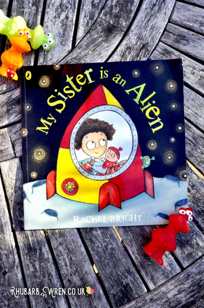 My Sister is an Alien by Rachel Bright - Book Review