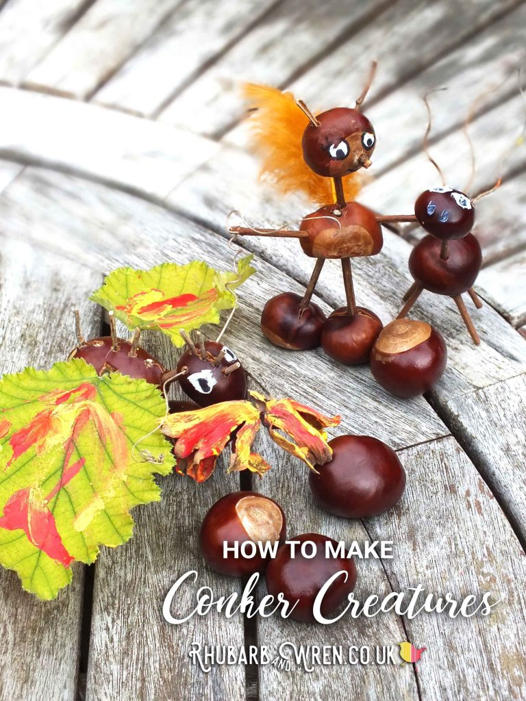 conker creatures made